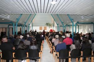 Beth Cherem Kerkgebouw Souburg