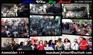 Mae uku big band 2014