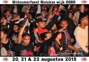 Midzomerfeest 2015