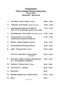pelitaprogram