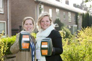 collecteren Oranje Fonds